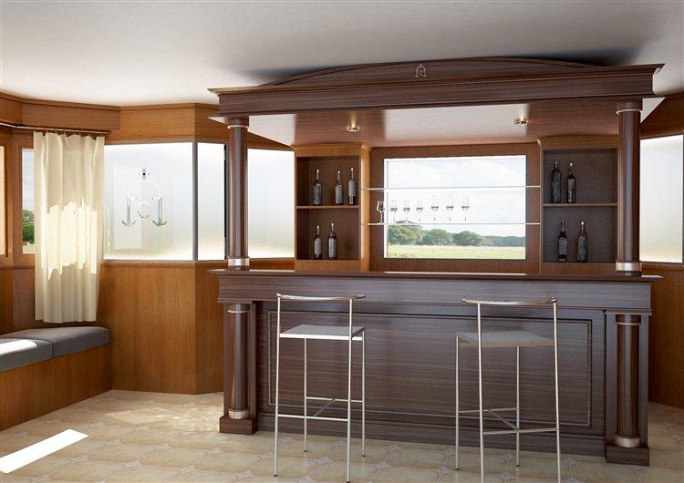 Kusina acabados arquitectonicos barras ideas y medidas for Barras para casa
